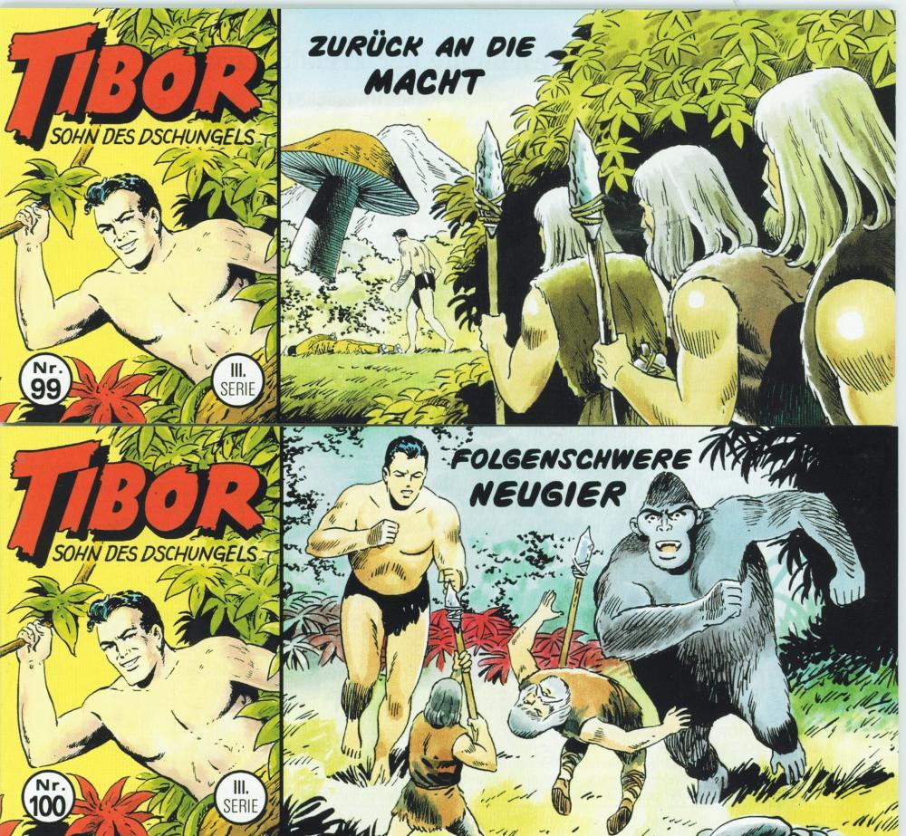 Wildfeuer Serie 97-98 Tibor 3